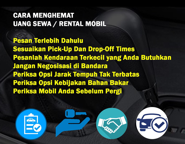 Cara Berhemat Biaya Sewa/Rental Mobil